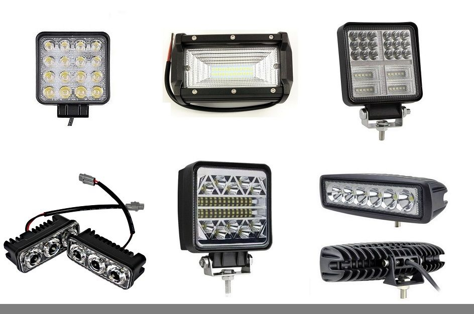 Arbeitslicht;worklight;Led light;DRL;
