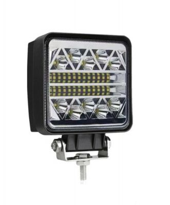 2 x Work light, daylight, offroad, car, truck, tractor,ATV, 108W 36LED 12/24V
