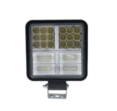 2 x Offroad light, daylight, work light, car, truck, tractor,ATV, 162W 54LED 12/24V