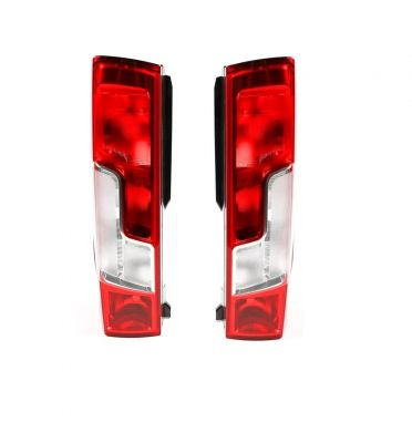 2 x Citroen Jumper Van rear light taillight left right for bus 2014 - 2020