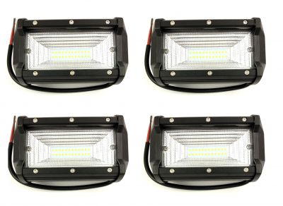 4 x 72W 24LED car, truck, tractor, work light, daylight, offroad ATV 10/48V