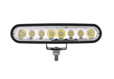 8 led diodes light,DRL, daylight, work light, car, truck, offroad light, 12 / 24V