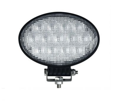 Lamp 13 Led diodes light, daylight, work light, car,Harvester, offroad light, 65w 12/24V
