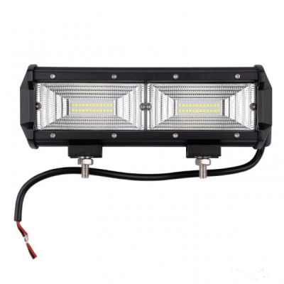 Luces led, vehiculos, luz offroad, lámpara antiniebla 48 led diodos led 12/24v
