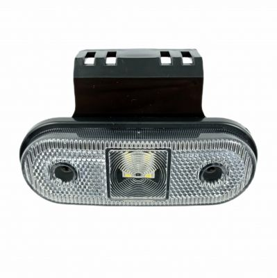 Luces de marcador Lateral Blanco LED 12v 24v