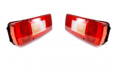 2 x VOVLO FE FL Tail truck light Back Light Left Right