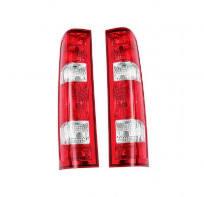 2 x Iveco Daily Van rear light taillight left right for bus 2006 - 2014