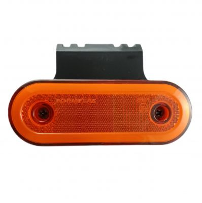 Led Neon Luces Laterales Ambar E9 12v 24v