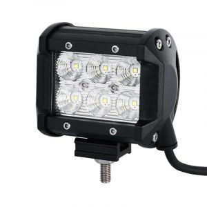 LED Work lights 12v 18w Lamp for Car Lorry Tractor Offroad ATV