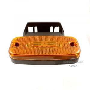 Trailer Truck LED Side Marker lights Amber E9 ADR ISO9001 12v 24v