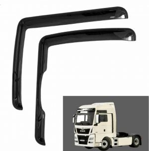 Wind Rain Deflector for MAN TGA TGX TGL TGM TGS Truck
