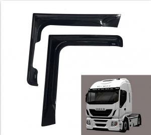 Wind Rain Deflector for IVECO STRALIS 2003-2016 Truck