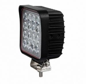 48W LED PRO Work lights 12V 24V Lamp Flood Square Light