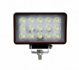 45W LED PRO Work lights 12V 24V Lamp Flood Light