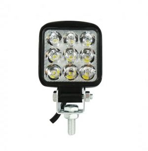 LED Work lights 12V 24V 27w Lamp Flood 4WD Light