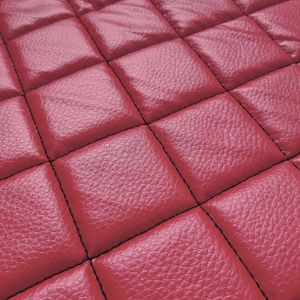 VOLVO FH Floor Mats Automat Red Leather Truck Lorry 2009-2013
