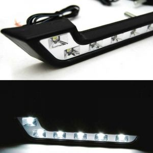 10 pcs x 6 LED Light Lamp position lamp Clearance 12V white truck