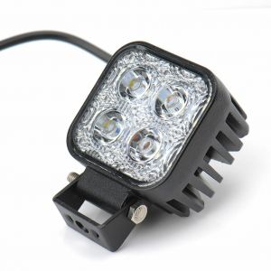 4 x 12W LED car, truck, tractor, work light, daylight, off-road 12 / 24V